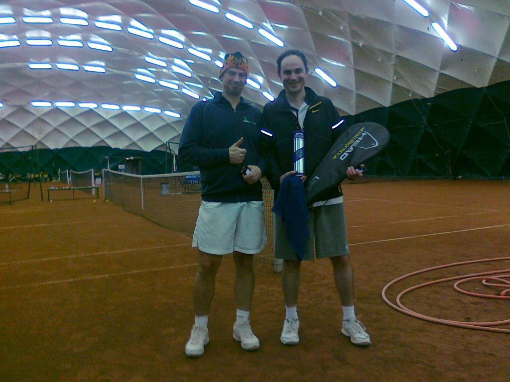 Folyondár Vasas Sport és táncközpont teniszverseny, 6. Forduló! 2011.12.10.