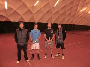 Folyondár Amatőr Teniszverseny 2013.12.07