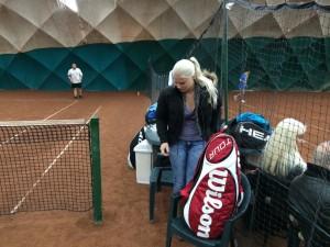 Korda Dávid harmadik teniszcipőjét nyerte az elmúlt négy héten