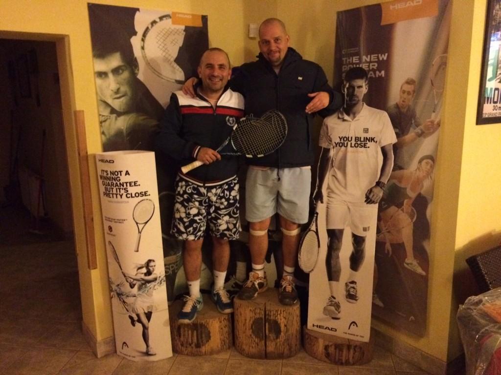 Hronyecz és Konorót a hétvége bajnokai