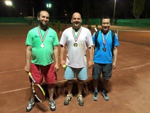 A hétvége győztesei Hronyecz János és Damir Letica
