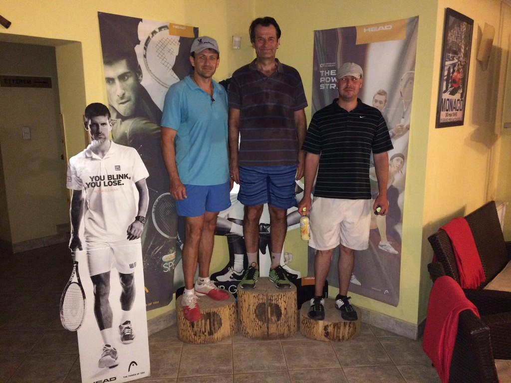 Szombaton előrehozott Amatőr Grand Slam a Poén Teniszklubban