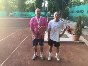 A hétvége győztese a ranglista vezető Hronyecz János