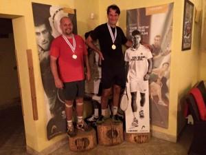 Damir Letica újra győzött a jobbak kategóriában és ezzel átvette az első helyet a ranglistán!!! Legjobbak kategória győztese pedig Hajós Attila