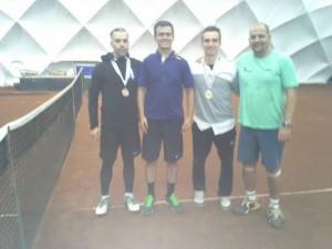 Balogh Márton és Szőke István végzett a megosztott első helyen