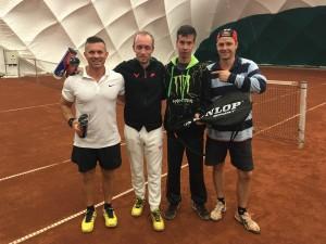 A hétvége győztese a felnőtteknél Kápolnási Norbert és a gyerekeknél Borkovits Benedek