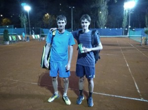 Az első szabadtéri verseny győztese Dmitry Zarutskiy