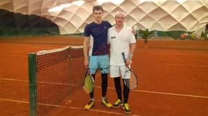 Dmitry Zarutskiy lett az Ausztrál Open Grand Slam versenyünk győztese