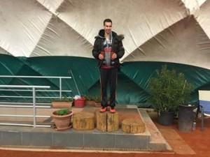 A hétvége győztesei: Kápolnási Norbert a legjobbak kategóriában és Bodó Péter a jobbakban
