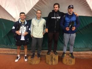 Fehér Csaba és Vajner Gergő a kategóriák győztesei