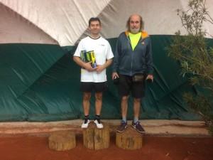 Szombati győztesek: Csizy Dezső, Faragó Attila és Vajner Gergő