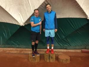 A Grand Slam verseny győztese Tóth Tamás
