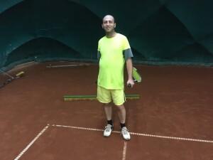 A hétvége győztese Kovács Endre
