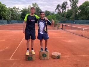 Faragó Attila a szombati Grand Slam győztes